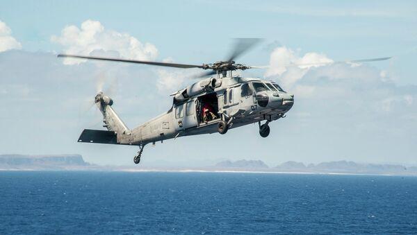 Elicottero MH-60 Seahawk - Sputnik Italia