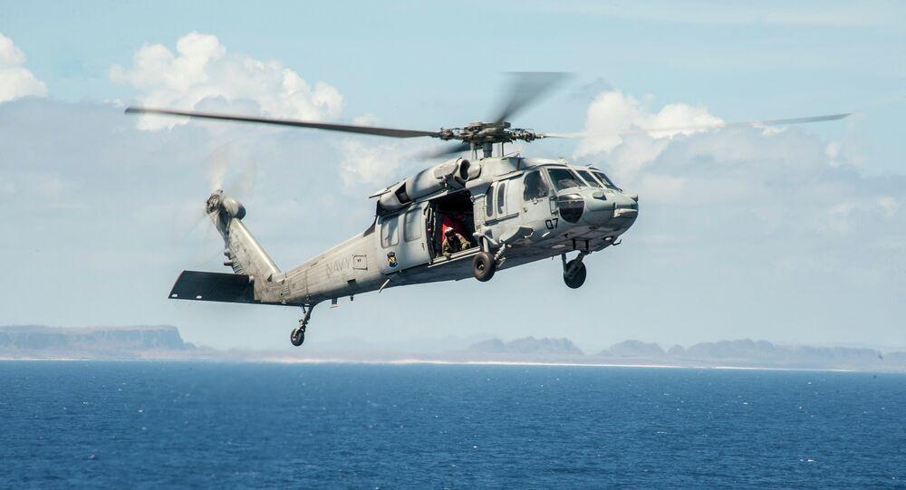 Elicottero MH-60 Seahawk