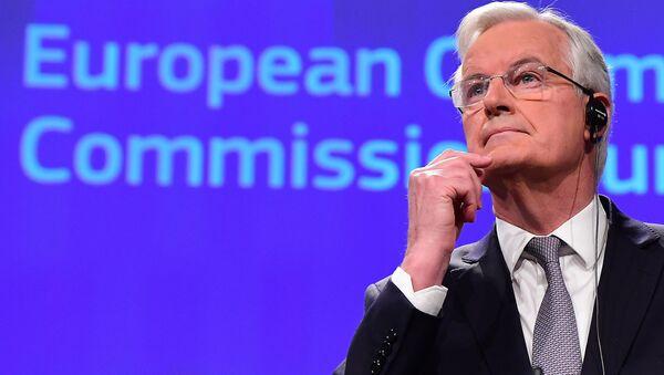 il negoziatore dell'UE per la Brexit Michel Barnier - Sputnik Italia
