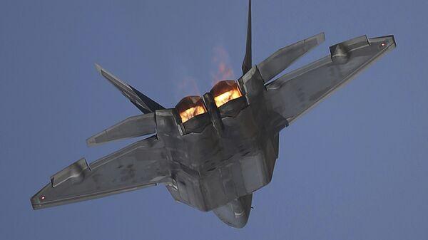 Caccia F-22 Raptor - Sputnik Italia