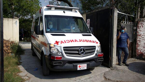 Un'ambulanza in Messico - Sputnik Italia