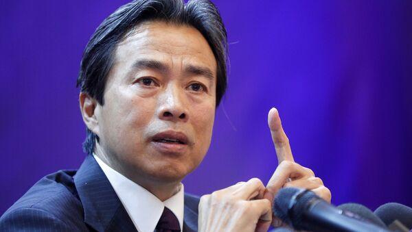 Du Wei, ambasciatore cinese in Israele trovato morto nella propria residenza a nord di Tel Aviv - Sputnik Italia