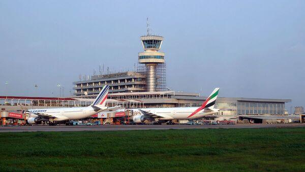 Aeroporto internazionale di Lagos, Nigeria - Sputnik Italia