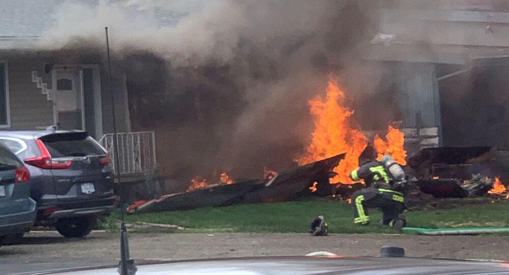 Incidente aereo dell'esercito canadese nella Columbia Britannica