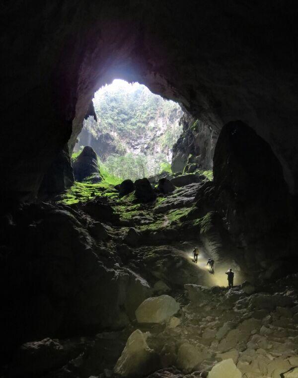 La Grotta Son Doong, Vietnam - Sputnik Italia