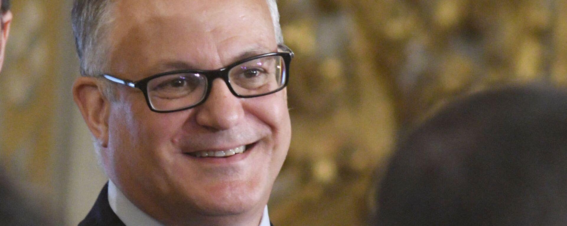 Roberto Gualtieri, Ministro dell'Economia e delle Finanze - Sputnik Italia, 1920, 10.05.2021