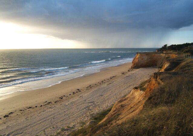 Spiaggia di Pénestin, Francia