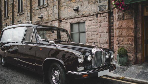 Daimler Limousine  - Sputnik Italia