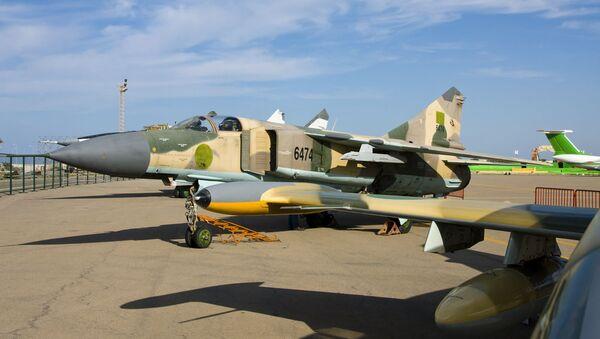 Libyan MiG-23MS  - Sputnik Italia