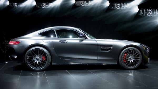 Mercedes-AMG GT C Edition 50 - Sputnik Italia