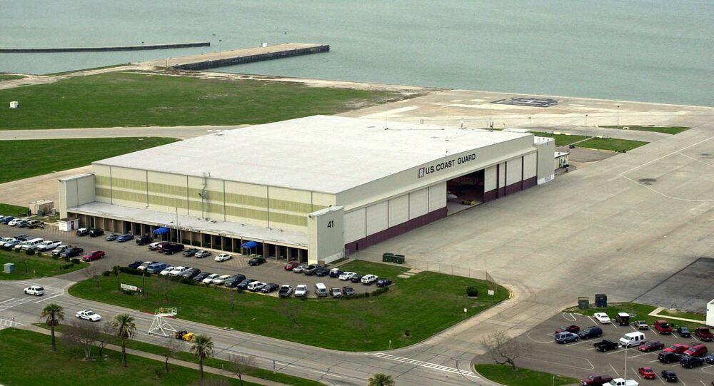 La base aerea navale Corpus Christi, Texas