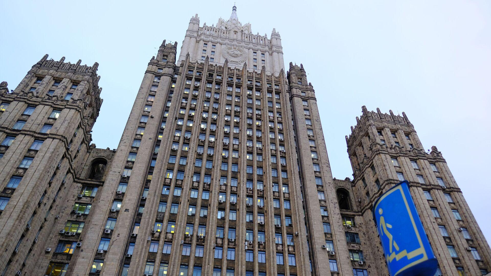 Ministero degli Affari Esteri della Russia - Sputnik Italia, 1920, 17.08.2021