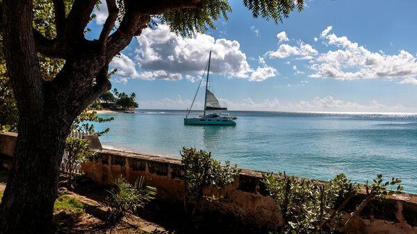 Uno scorcio delle isole Cayman - Sputnik Italia