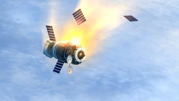 Un satellite in orbita distrutto - Sputnik Italia