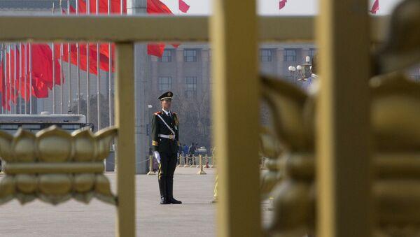 Piazza Tienanmen a Pechino - Sputnik Italia