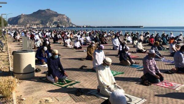 Palermo fine Ramadan - Sputnik Italia