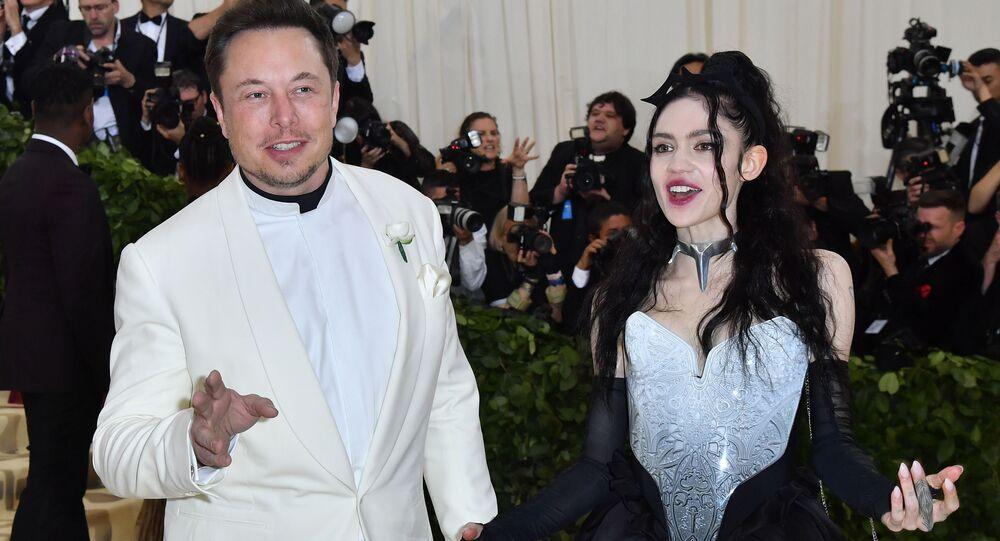 Elon Musk ha cambiato il nome del figlio