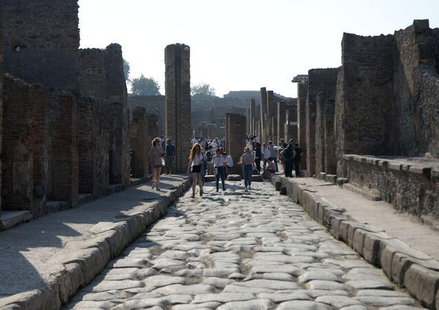 Riaprono gli Scavi di Pompei dopo il lockdown