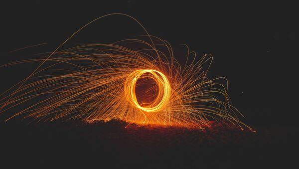 Anello di fuoco - Sputnik Italia