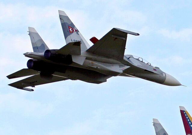 Su-30 venezuelani