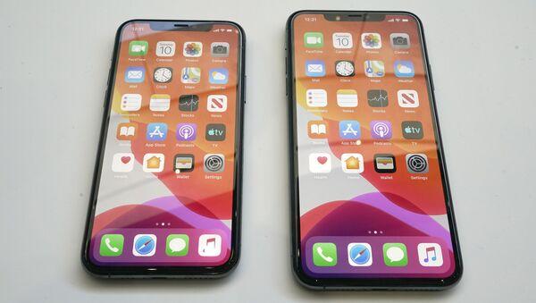 iPhone 11 Pro e iPhone 11 Pro Max  - Sputnik Italia