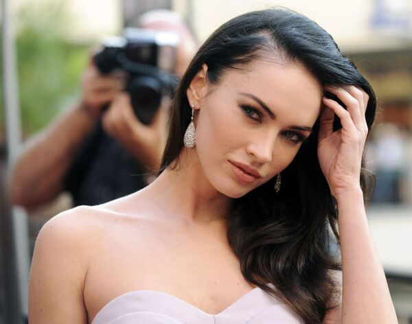 L'attrice e modella americana Megan Fox - Sputnik Italia