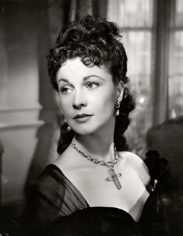 Vivien Leigh nel ruolo di Anna Karenina nel film di Julien Duvivier, 1948 - Sputnik Italia