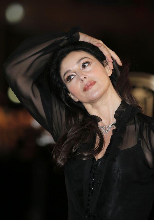 L'attrice italiana Monica Bellucci arriva al Festival Internazionale del Film di Marrakech, Marocco, sabato 1 dicembre 2012  - Sputnik Italia