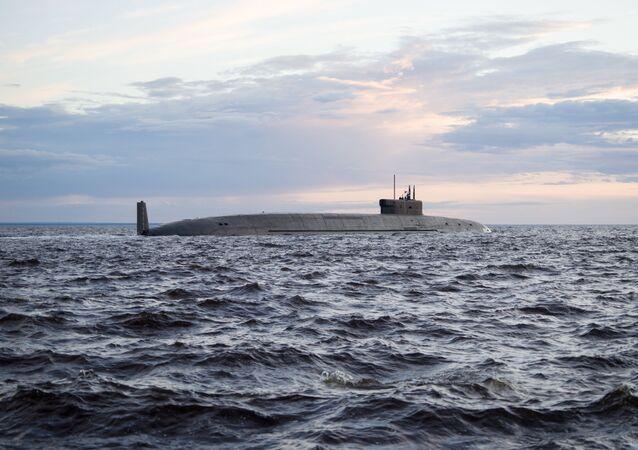 Sottomarino nucleare Principe Vladimiro