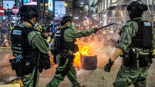 Proteste a Hong Kong - Sputnik Italia