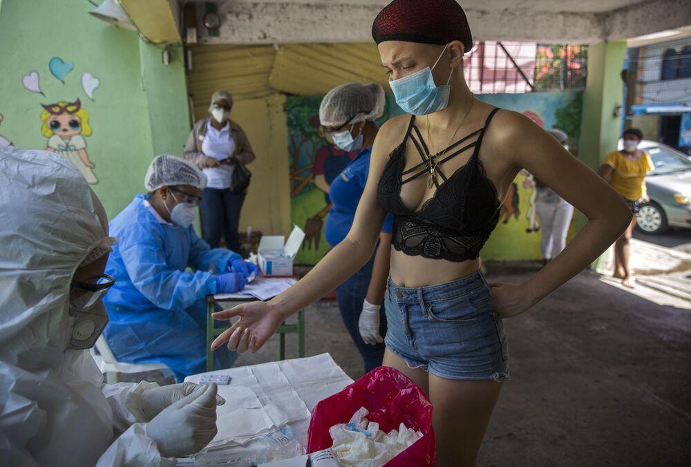 I test rapidi per COVID-19 nella Repubblica Dominicana