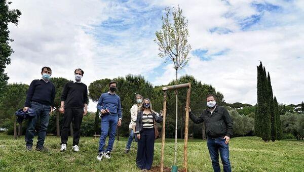 A Firenze nasce il parco Covid - Sputnik Italia