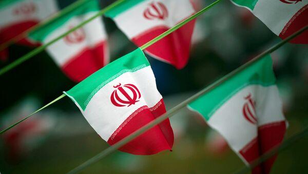 Bandiere dell'Iran - Sputnik Italia
