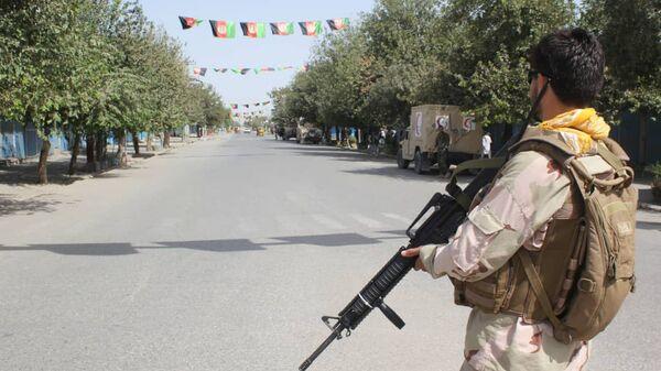 Forze di sicurezza in Afghanistan - Sputnik Italia
