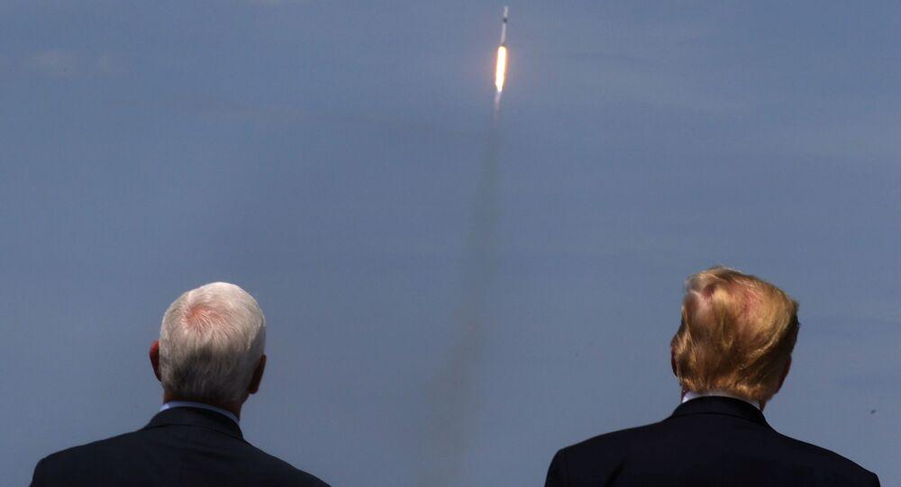 Crew Dragon, la Nasa ci riprova: la DIRETTA del lancio
