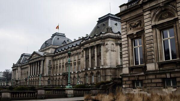 Bruxelles, il palazzo Reale - Sputnik Italia
