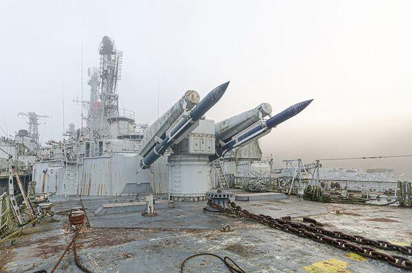 L'incrociatore francese abbandonato Colbert trovato da Thissen. - Sputnik Italia