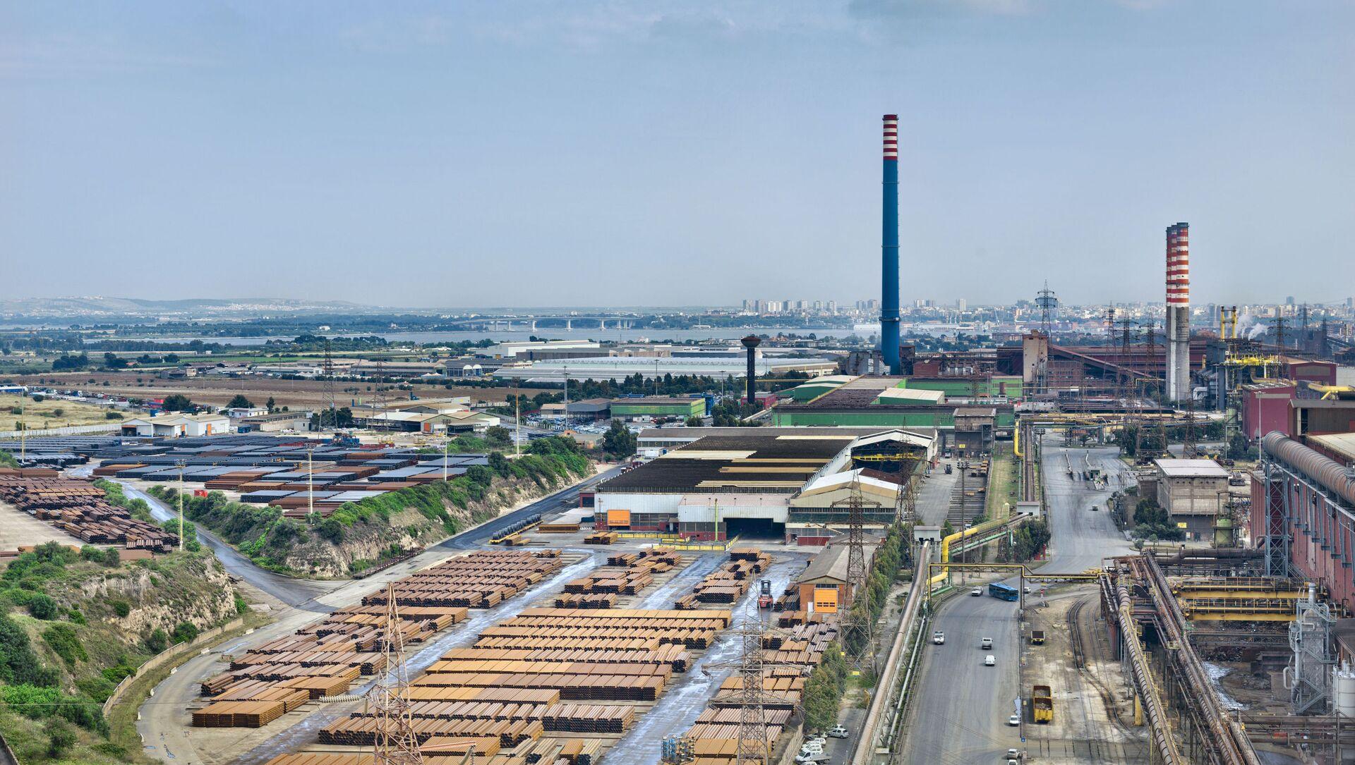 Arcelor Mittal, l'area a caldo continuerà a produrre: accolta sospensiva - Sputnik Italia, 1920, 13.03.2021