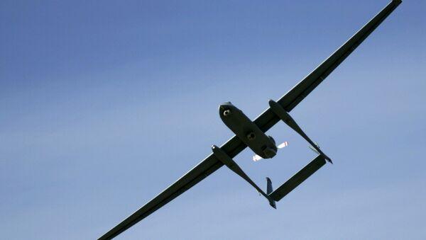 Un drone israeliano (foto d'archivio) - Sputnik Italia