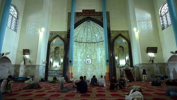 Moschea Wazir Akbar Khan a Kabul - Sputnik Italia