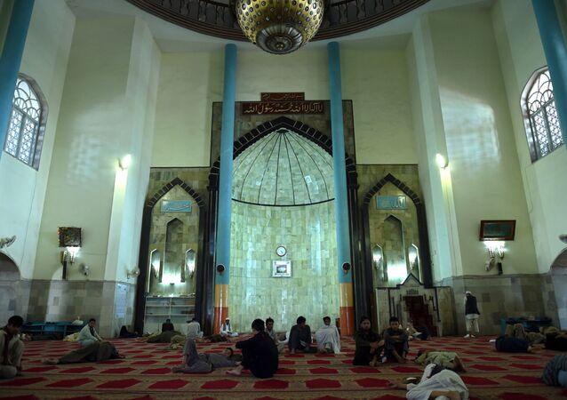 Moschea Wazir Akbar Khan a Kabul