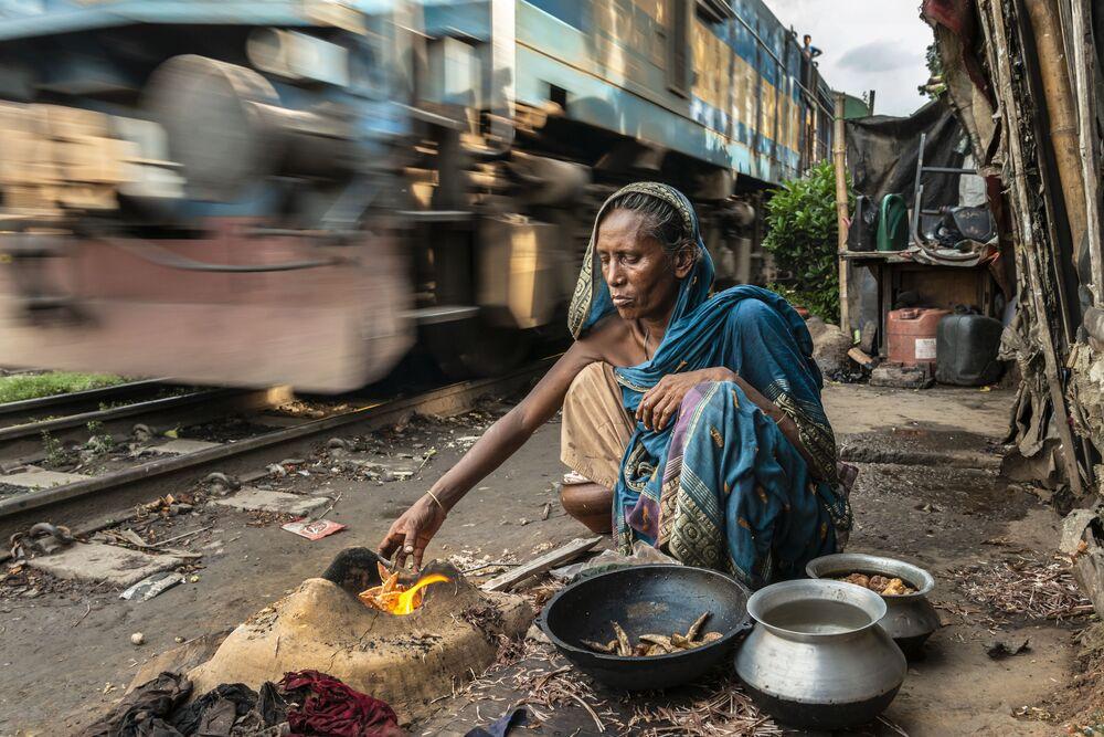 Signora di ferro © Kathryn MacPhee