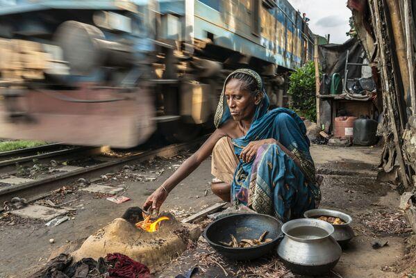 Signora di ferro © Kathryn MacPhee - Sputnik Italia