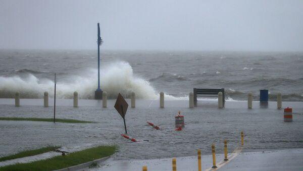 Tempesta tropicale Cristobal a New Orleans, 7 Giugno 2020 - Sputnik Italia