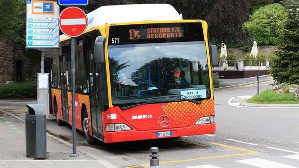 Un autobus del trasporto locale - Sputnik Italia