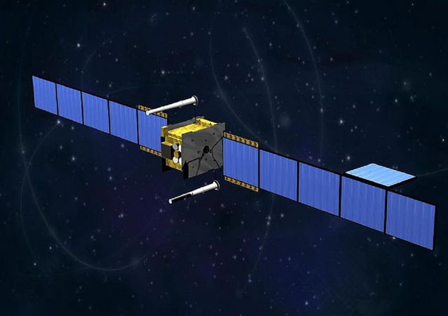 Skynet-5 satellite