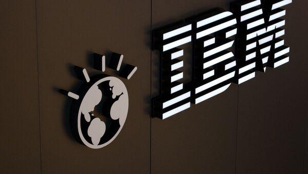 IBM Logo - Sputnik Italia
