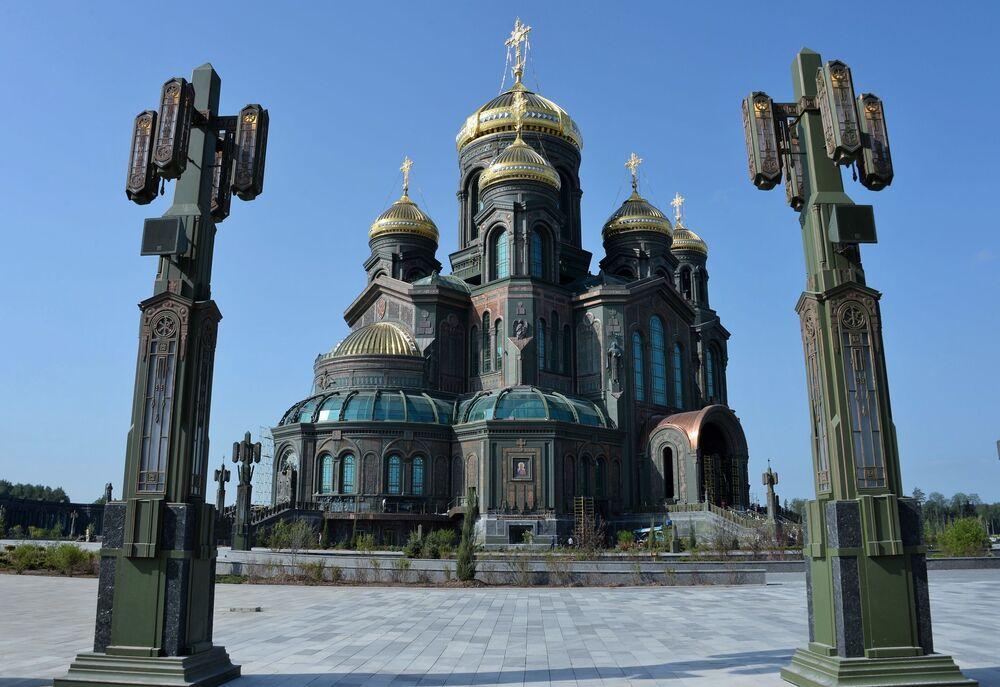 La Cattedrale delle Forze armate russe.