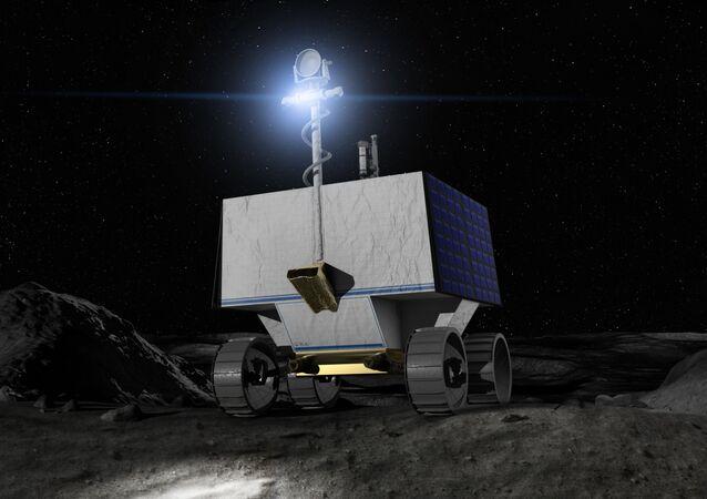 Il nuovo rover VIPER che sarà inviato dalla NASA sulla Luna per mappare le concentrazioni di ghiaccio d'acqua
