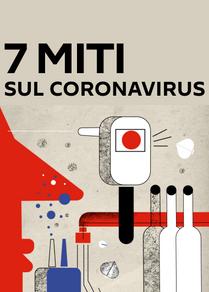 7 miti sul coronavirus
